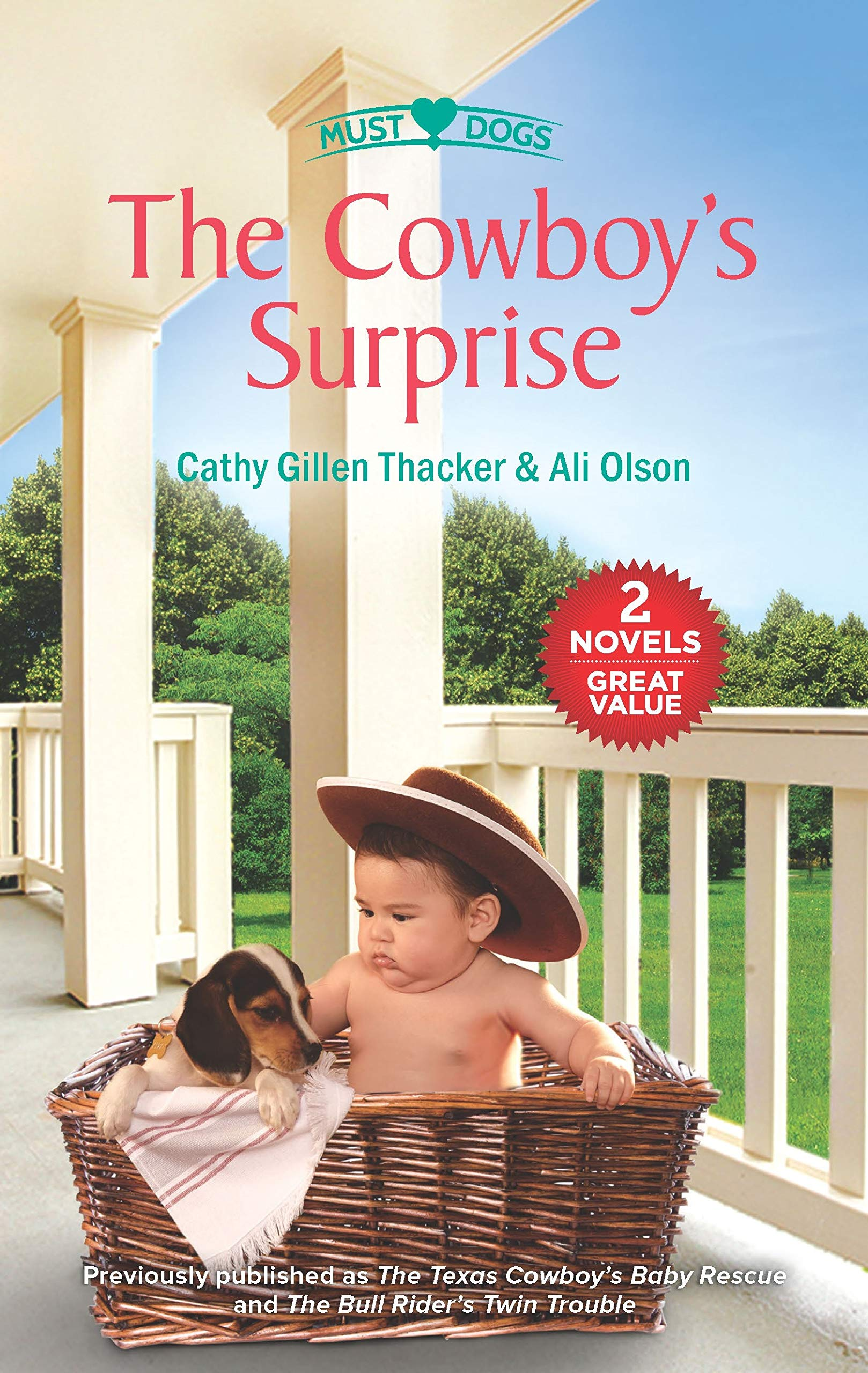 The Cowboy's Surprise: An Anthology